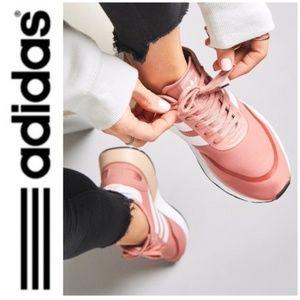 NWOT Adidas N-5923 CLS Ash Pearl & White Sneaker